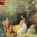 ランパル&リステンパルト/イタリアの4つのフルート協奏曲集 独EMI 2906 LP レコード