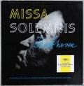 ベームのベートーヴェン/ミサ・ソレムニス 独DGG 2914 LP レコード