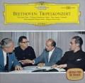 【独最初期盤】フリッチャイらのベートーヴェン/三重協奏曲 独DGG 2914 LP レコード