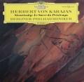 カラヤンのストラヴィンスキー/「春の祭典」 独DGG 2914 LP レコード