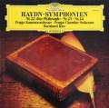 クレーのハイドン/交響曲第22番「哲学者」ほか 独DGG 2914 LP レコード
