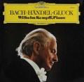 ケンプ、バッハ、ヘンデル、グルックを弾く 独DGG 2914 LP レコード