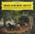 ウィーン室内アンサンブルのシューベルト/八重奏曲ヘ長調 独DGG 2914 LP レコード