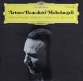 ミケランジェリのショパン/ピアノ作品集 独DGG 2914 LP レコード