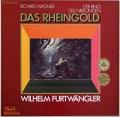 フルトヴェングラーのワーグナー/「ラインの黄金」 独Dacapo 2914 LP レコード