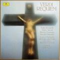 【直筆サイン入り】アバド&スカラ座のヴェルディ/「レクイエム」 独DGG 2838  LP レコード