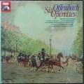 未開封:グレシェのオッフェンバック/6つのオペレッタ集  仏EMI  2636 LP レコード