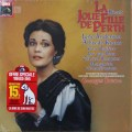未開封:プレートルのビゼー/「美しきパースの娘」  仏EMI  2636 LP レコード