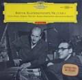 【赤ステレオ】 フリッチャイ&アンダのバルトーク/ピアノ協奏曲第2&3番 独DGG 2838 LP レコード