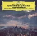 ベームのドヴォルザーク/交響曲第9番「新世界より」 独DGG 2916 LP レコード