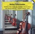 ベルリン・フィル12人のチェロ奏者たちほか室内楽曲集 独DGG 2916 LP レコード