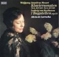 ラローチャのモーツァルト/ピアノソナタ第4&8番ほか 独DECCA 2916 LP レコード