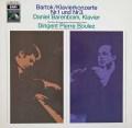 バレンボイム&ブーレーズのバルトーク/ピアノ協奏曲第1&3番 独EMI 2916 LP レコード
