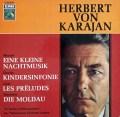 カラヤンのモーツァルト/アイネ・クライネ・ナハトムジークほか 独EMI 2916 LP レコード