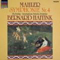 アメリング&ハイティンクのマーラー/交響曲第4番 蘭PHILIPS 2916 LP レコード