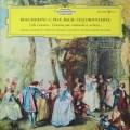 フルニエ&バウムガルトナーのボッケリーニ/チェロ協奏曲ほか  独DGG  2638 LP レコード
