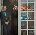 クレーメル&ヤンソンスのバッハ/ヴァイオリン協奏曲第2番ほか 独eurodisc 2916 LP レコード