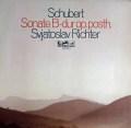 リヒテルのシューベルト/ピアノソナタ第21番 独eurodisc(MELODIA) 2916 LP レコード
