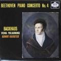 バックハウス&イッセルシュテットのベートーヴェン/ピアノ協奏曲第4番  英DECCA  2638 LP レコード
