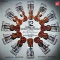 ベルリンフィルの12人のチェロ奏者たち 独BASF 2916 LP レコード