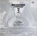 マタチッチのブルックナー/交響曲第5番 チェコスロヴァキアSUPRAPHON 2916 LP レコード