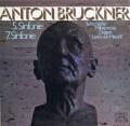 マタチッチのブルックナー/交響曲第5&7番 独SUPRAPHON 2916 LP レコード