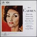 カラスのビゼー/「カルメン」全曲 英EMI 2916 LP レコード