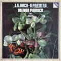 ピノックのバッハ/6つのパルティータ  独ARCHIV  2916 LP レコード