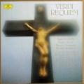 アバドのヴェルディ/「レクイエム」 独DGG 2916 LP レコード