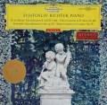 リヒテルのモーツァルト&プロコフィエフ/ピアノ協奏曲集 独DGG 2842 LP レコード