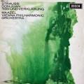 マゼールのR.シュトラウス/「ドン・ファン」&「死と浄化」 英DECCA 2842 LP レコード