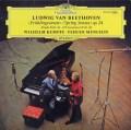 メニューイン&ケンプのベートーヴェン/ヴァイオリンソナタ「春」ほか 独DGG 2918 LP レコード