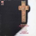 【オリジナル盤】カラヤンのベートーヴェン/ミサ・ソレムニス 英EMI 2918 LP レコード