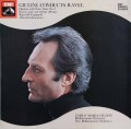 ジュリーニのラヴェル作品集  英EMI  2918 LP レコード