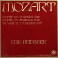 ハイドシェックのモーツァルト/ピアノソナタ第8&14番  仏Cassiopee  2642 LP レコード