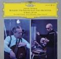 フルニエ&セルのドヴォルザーク/チェロ協奏曲 独DGG 2844 LP レコード