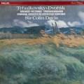 デイヴィスのチャイコフスキー&ドヴォルザーク/弦楽セレナーデ  蘭PHILIPS 2918 LP レコード