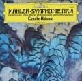 アバドのマーラー/交響曲第4番 独DGG 2844 LP レコード