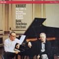 F=ディースカウ&ブレンデルのシューベルト/歌曲集(「さすらい人」ほか) 蘭PHILIPS 2918 LP レコード