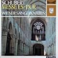 【オリジナル盤】ウィーン少年合唱団のシューベルト/ミサ曲第6番 蘭PHILIPS   2918 LP レコード