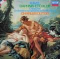 デュトワのラヴェル/「ダフニスとクロエ」 独DECCA 2918 LP レコード