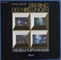 【特価!】フルトヴェングラーのワーグナー/「ニーベルングの指輪」 独EMI  2918 LP レコード