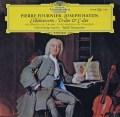 フルニエ&バウムガルトナーのハイドン/チェロ協奏曲第1&2番 独DGG 2845 LP レコード