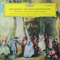 フルニエ&バウムガルトナーのボッケリーニ/チェロ協奏曲ほか 独DGG 2640 LP レコード