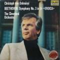 ドホナーニのベートーヴェン/交響曲第3番「英雄」 独TELARC 2640 LP レコード