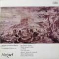 オイストラフ親子らのモーツァルト/ヴァイオリンとヴィオラのための協奏交響曲ほか 独ETERNA 2643 LP レコード