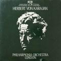 未開封:カラヤン&フィルハーモニア管弦楽団の芸術(カラヤン生誕75年記念) 独EMI   2710 LP レコード