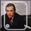 グールド&バーンスタインほかのベートーヴェン/ピアノ協奏曲集 独CBS 2643 LP レコード