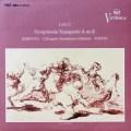 シェリング&ヘンドルのラロ/スペイン交響曲 独RCA 2709 LP レコード