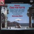 ムーティのモーツァルト/「コシ・ファン・トゥッテ」 独EMI 2719 LP レコード